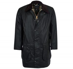 Barbour Border Jacket Sage