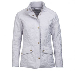 Barbour Cavalry Polarquilt Ice