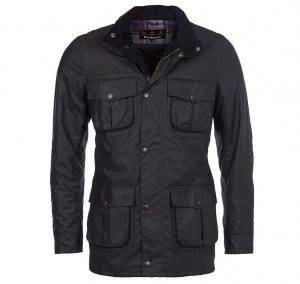 Barbour Corbridge Black
