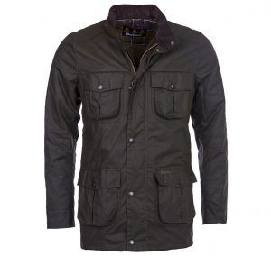 Barbour Corbridge Olive