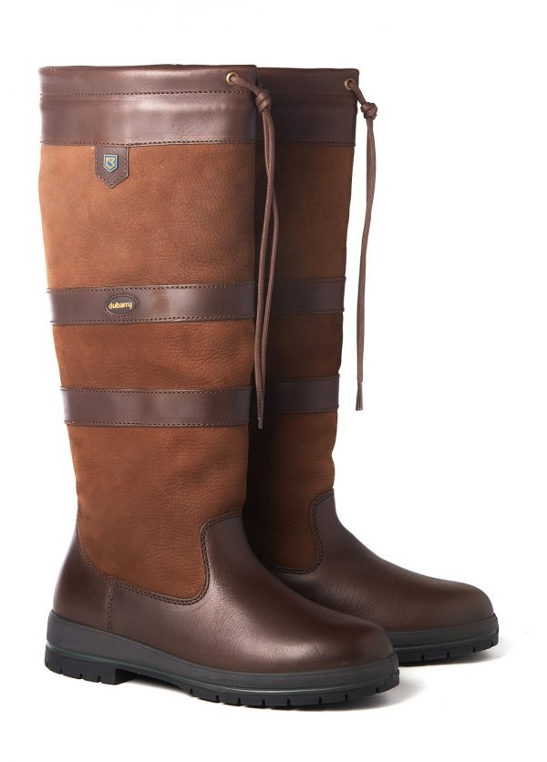 Dubarry Galway Ladies Walnut