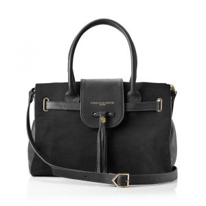 Fairfax And Favor Windsor Bag Black