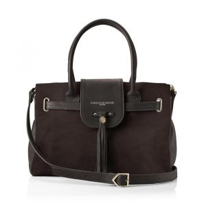 Fairfax And Favor Windsor Bag Chocolate