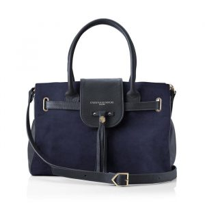 Fairfax And Favor Windsor Bag Navy