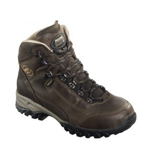 Meindl Ladies Matrei Wide-Fit Boot Dark Brown