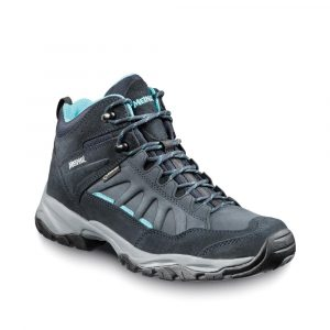 Meindl Ladies Nebraska Mid Gtx Boot Blue