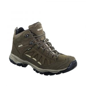 Meindl Ladies Nebraska Mid Gtx Boot Dark Brown
