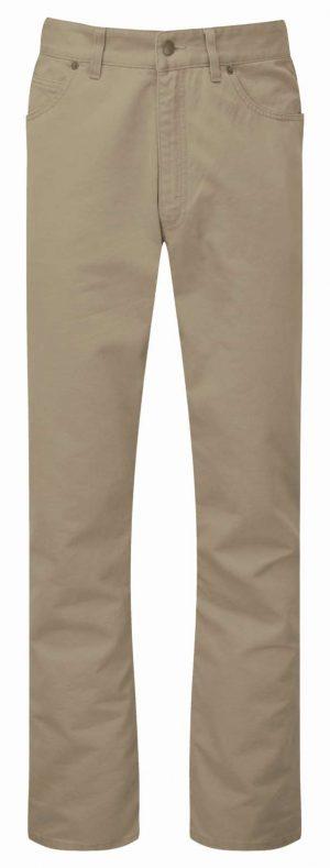 Schoffel Canterbury 5 Pocket Jean Camel