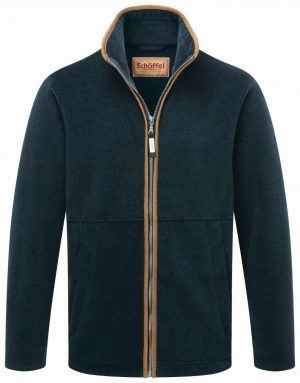 Schoffel Cottesmore Fleece Jacket Slate