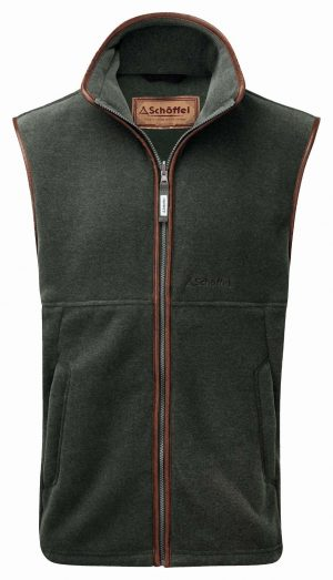 Schoffel Oakham Fleece Gilet Lincoln