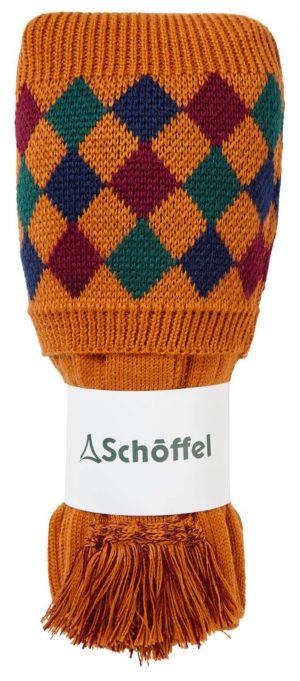 Schoffel Ptarmigan Ii Sock Orange