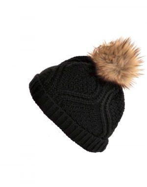 Schoffel Tenies Hat Black