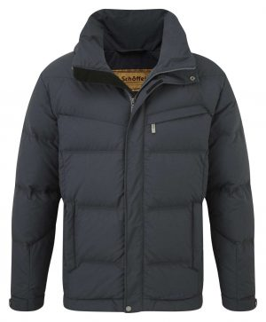 Schoffel Twickenham Down Coat Charcoal
